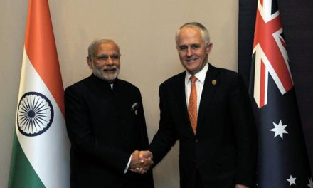 Prime Minister Malcolm Turnbull to secure Australia's education export market in India