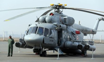 Indian air force helicopter crash kills seven