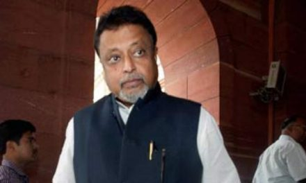 Mukul Roy may join BJP today