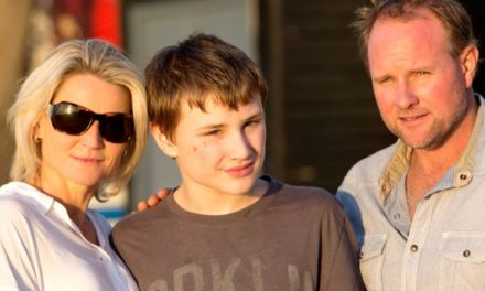 'Give up Max or split the family': Sean and Liz Whelan at breaking point with severely autistic son