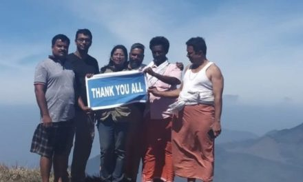 India women: First female climbs sacred mountain