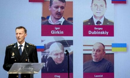 MH17 Investigation: Four Charged With Murder Over Downing of Malaysia Airlines Plane