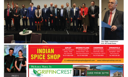 Indian News Queensland – December 2019 Vol 3 Issue 3