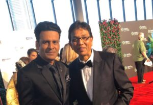 FICQ President Mr Shyam Das (right)