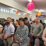 New citizens in attendance at the ceremony