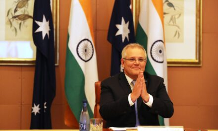 Joint Statement on a Comprehensive Strategic Partnership between India and Australia