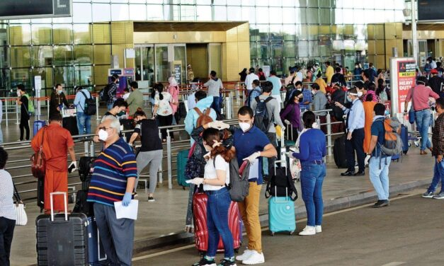 New domestic travel guidelines issued for nationwide uniform protocol